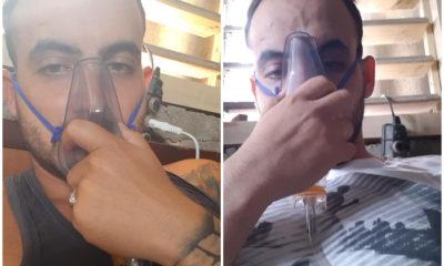El médico opositor Alexander Pupo cuenta cómo sobrevivió al COVID-19