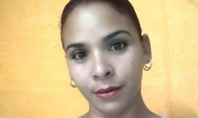 Noticias de Cuba más leídas hoy: Madre cubana detenida arbitrariamente en el 11J. (Foto: Lizandra Góngora-Facebook)