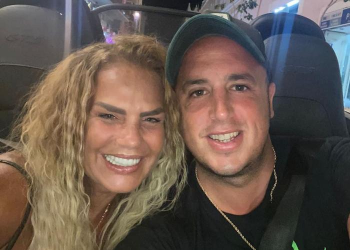 """Niurka Marcos tiene nuevo amor: """"un pollito"""" de 31 años"""