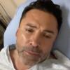 Óscar de la Hoya hospitalizado con Covid-19