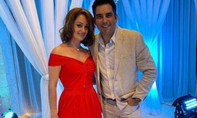 Panfilo y su esposa Yani