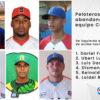 Peloteros que han abandonado el equipo Cuba sub -23 de beisbol en mexico