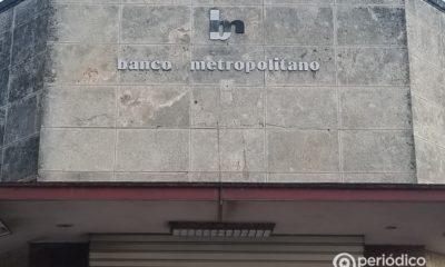 Reportan afectaciones en tarjetas magnéticas MLC del Banco Metropolitano
