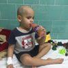 Piden ayuda para trata a un niño cubano enfermo de cáncer