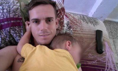 Activista fue amenazado con quitarle la custodia de sus hijos. (Foto Víctor Ruiz-Facebook).