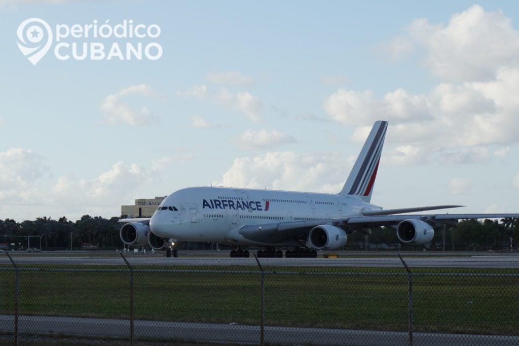 Air France ofrece nuevos vuelos turísticos a la cayería norte de Cuba