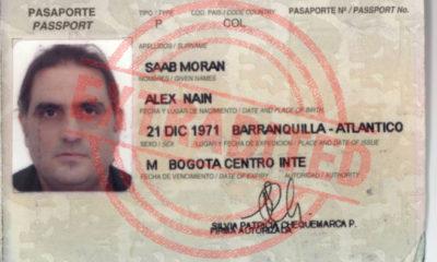 Alex Saab extraditado a Estados Unidos desde Cabo Verde