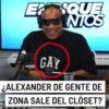 Alexander Delgado de Gente de Zona salio del close Gay Pride Orgullo Gay