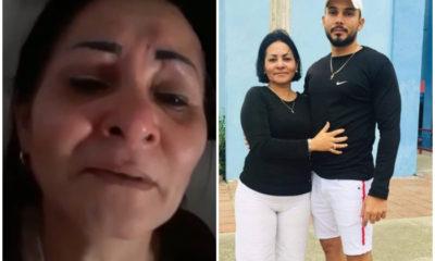 Madre en Camagüey destrozada por la condena que el régimen quiere para su hijo
