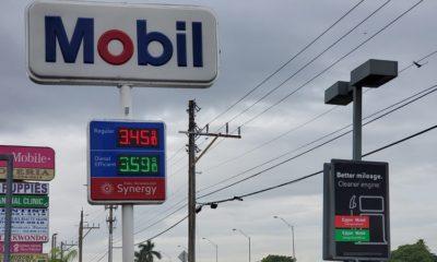 El precio de la gasolina en Florida es el doble que en 2020. (Foto: Periódico Cubano)