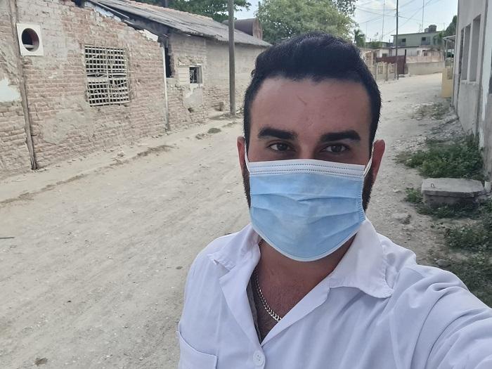 Habla el médico cubano Manuel Guerra tras su liberación