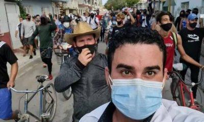 """Noticias de Cuba más leídas hoy: Médico Manuel Guerra denuncia intimidación contra promotores de la """"Marcha Cívica por el Cambio"""""""