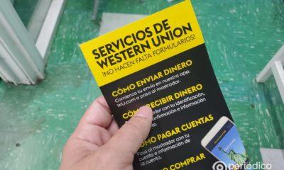 Western Union trabaja con Fincimex para habilitar las remesas a Cuba